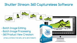 Iconasys Intoduces 360 Product View Editing & Output Software
