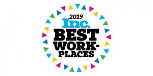 AAE Named One of Inc. Magazine's Best Workplaces 2019