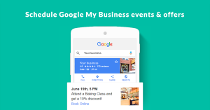 Schedule Google My Business events and offers   Publer's Blog