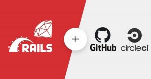 Ruby on Rails set up on Github with CircleCI - Hix on Rails