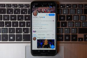"""President Trump's Twitter accessed by security expert who guessed password """"maga2020!"""" – TechCrunch"""