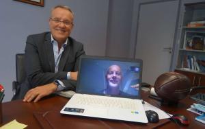 Dordogne: Dominique Einhorn dévoile son projet pour le club de rugby de Sarlat