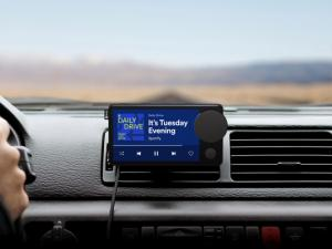 Spotify unveils an in-car entertainment system – TechCrunch