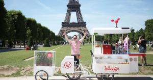 Wheelys raises $830K from the crowd to bring coffee-bikes to theworld