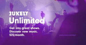Music Startup Jukely Pulls In $8 Million To Expand Its Concert Subscription Service