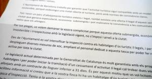 Airbnb faces fresh crackdown in Barcelona as city council asks residents to report illegalrentals