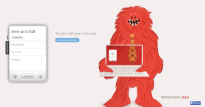 WeTransfer, Funky Dutch Cousin Of Dropbox And Box, Gets $25M To Go Large In The U.S.