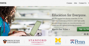 Online Education Startup Coursera Lands $16M From Kleiner & NEA, Adds John Doerr To Its Board