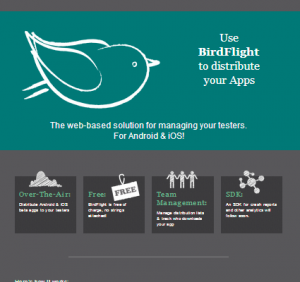 App Crowdtesting Startup, Testbirds, Closes €2.1M Series A, Gunning To Become The uTest OfEurope