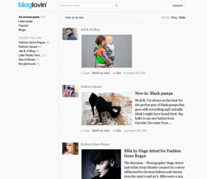 Bloglovin, a prettier take on RSS and Tumblr, gets Betaworks investment