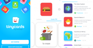 Duolingo wants to reinvent flashcards with Tinycards