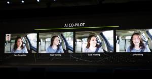 Nvidia builds a co-pilot into its autonomous drivecomputer