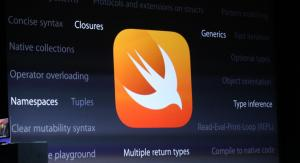 iOS developers are switching to Swift according to this Upworkstudy