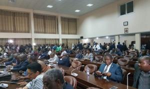 Dialogue CENCO : Le communiqué final de la CENCO sans Accords | Kivumedia Online