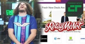 Crunch Report | RetailMeNot Acquired for $630Million