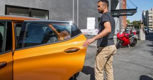 GM's Maven Gig is a car sharing service tailor-made for the gig economy