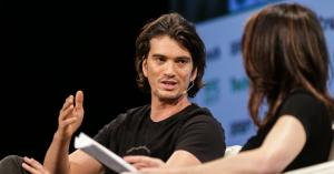 WeWork's Adam Neumann on how to hit $1B in revenue with a carefulbalance