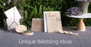 Amazon takes on Etsy with a new shop featuring handcrafted items forweddings