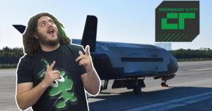 Crunch Report | SpaceX Launching Secret Spaceplane