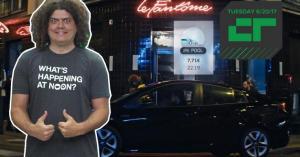 Crunch Report | Uber AddsTipping