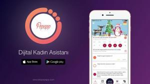 Türkiye'nin ilk dijital kadın asistanı Pepapp dünyaya açılmaya hazırlanıyor - LOG
