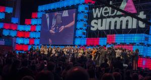Na Web Summit com olhos e ouvidos bem abertos