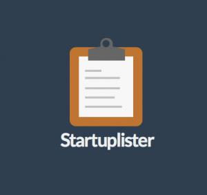 Startuplister